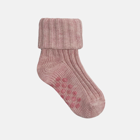 Non-Slip Stay on Cotton Ribbies in Rose