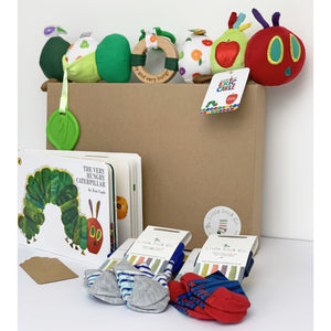 The Luxury Very Hungry Caterpillar Baby Gift Set