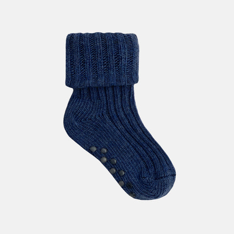 Non-Slip Stay on Cotton Ribbies in Navy