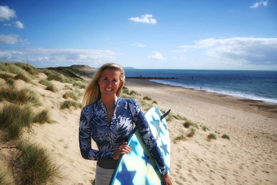Blog part 1 of 3 - SUP Safety BY SIAN HUGHES (Founder & Owner of Poole Bay Physiotherapy)