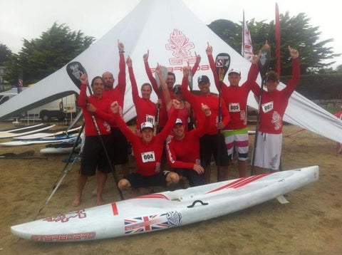 Team Starboard take the win at WeSUP Battle of the Brands