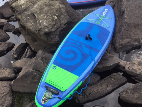 Starboard Astro Inflatable 10'0 Whopper