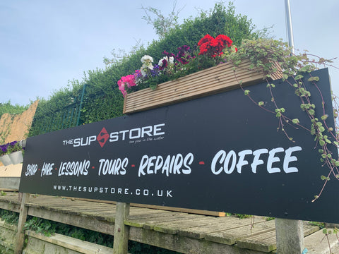 PADDLBOARD SHOP - COFFEE - SUP - REPAIRS - LESSONS