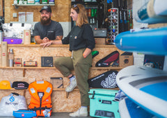 THE SUP STORE - CHRISTCHURCH PADDLEBOARDING SHOP STAFF