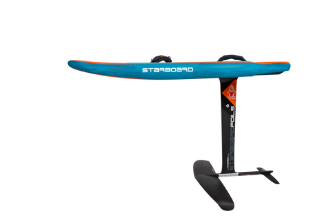 starboard blue carbon wing board