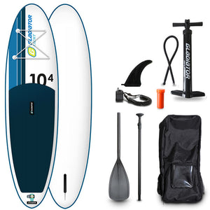 GLADIATOR LIGHT 10'4 INFLATABLE PADDLE BOARD 2020