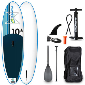 GLADIATOR LIGHT 10'6 INFLATABLE PADDLE BOARD 2020