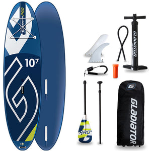 GLADIATOR PRO 10'7 INFLATABLE WINDSURF 2020 - The SUP Store