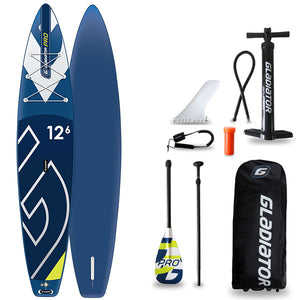 "GLADIATOR PRO 12'6 X 32""  TOURING SUP 2020 - The SUP Store"