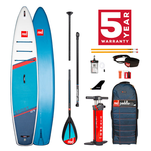 Red Paddle Co 12 ft 6 Sport - 2021