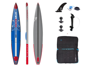 "Starboard All Star Airline 14'0""  DELUXE SC Package"