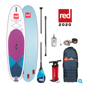 "2020 Red Paddle Co Ride - Purple 10'6 x 32"" MSL"
