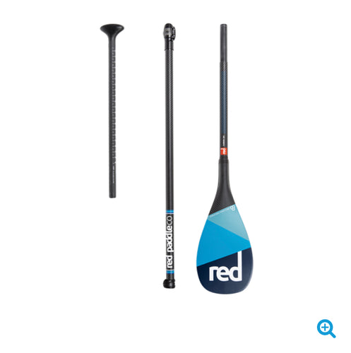 2020 Red Paddle CARBON 100 3 PIECE CAM-LOCK - The SUP Store