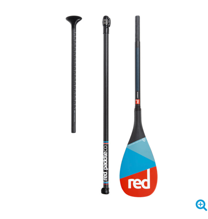 2020 Red Paddle CARBON 50 3 PIECE CAM-LOCK - The SUP Store