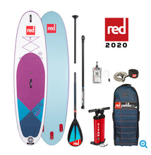 "Load image into Gallery viewer, 2020 Red Paddle Co Ride - Purple 10'6 x 32"" MSL"