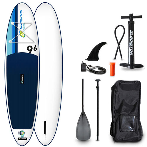 GLADIATOR LIGHT 9'6 KIDS PADDLE BOARD 2020