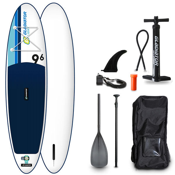 GLADIATOR LIGHT 9'6 KIDS PADDLE BOARD 2020 - The SUP Store