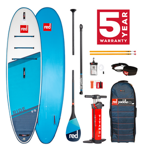 Red Paddle Co 9 ft 8 Ride - 2021
