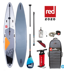 "Red Paddle Co 2020 - 12'6 x 26"" Elite - The SUP Store"