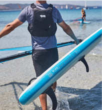"Load image into Gallery viewer, Ride 10'7"" x 33"" Wind SUP Board package"
