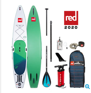 "Red Paddle Co Voyager Plus 2020 - 13'2"" x 30"" - The SUP Store"