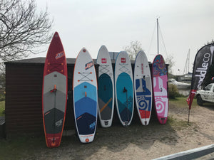 Early Morning River Stour Paddle - The SUP Store