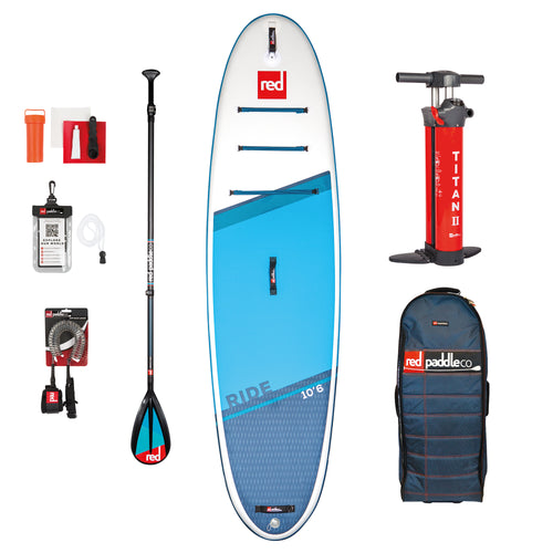 red paddle ride 10'6 paddleboard