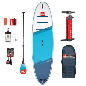 Red Paddle Co 10 ft 8 RIDE - 2021 -  *pre order dec/jan