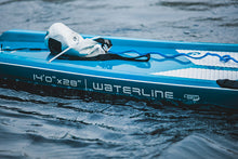 "Load image into Gallery viewer, 2021 STARBOARD SUP 14'0"" WATERLINE CARBON TOP - pre order"