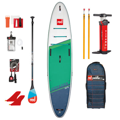 Red Paddle Co 12 ft 6 Voyager - 2021 deposit