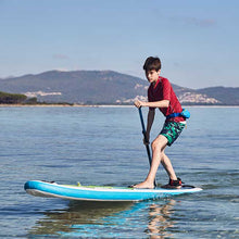"Load image into Gallery viewer, Red Paddle Co 9'4 x 27"" Snapper kids board 2020 - The SUP Store"