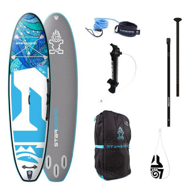 Starboard TIKHINE WAVE 10'2 Inflatable package - 2020 - The SUP Store