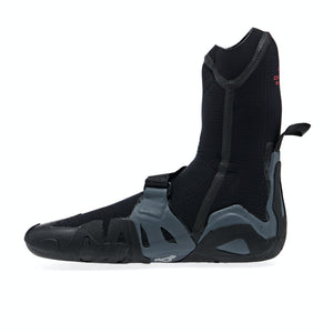 XCEL 5mm Round Toe DRYLOCK Boot BLACK
