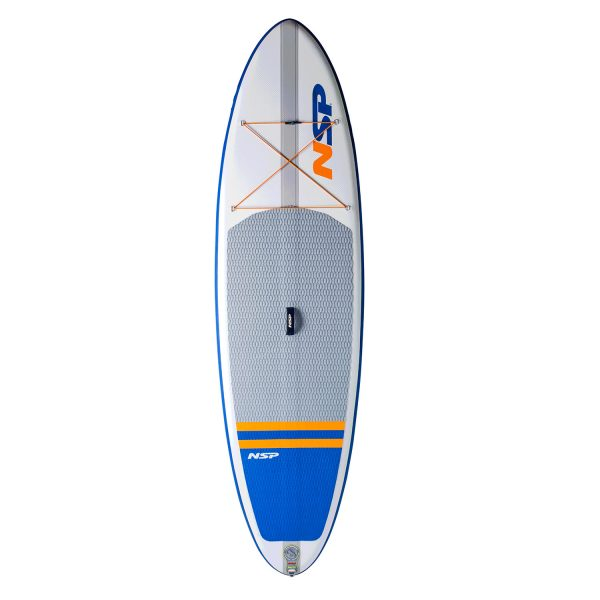 NSP 10'6 O2 SR Inflatable All-rounder SUP - The SUP Store