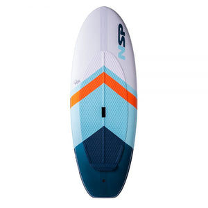 NSP 6'6 DC SUP Foil Board 27 1/2 Wide - The SUP Store