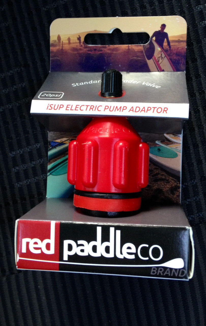 Red Paddle Co iSUP Electric Pump Adaptor - The SUP Store