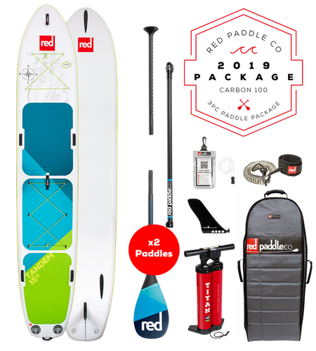 Red Paddle Co Voyager Tandem 2020