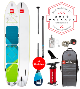 Red Paddle Co Voyager Tandem 2020 - The SUP Store