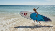 "Load image into Gallery viewer, Red Paddle Co 2021 9'4 x 27"" Snapper kids board package"