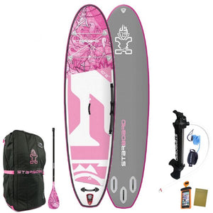 Starboard TIKHINE SUN 10'2  Inflatable package - 2020 - The SUP Store