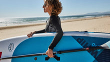 "Load image into Gallery viewer, Red Paddle Co 8'10"" WHIP MSL SUP SURF BOARD PACKAGE  - DEPOSIT FOR *pre order march"