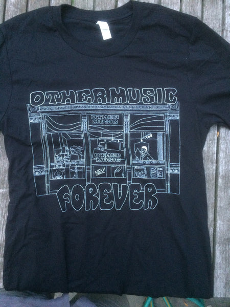 Other Music Forever - Black/White