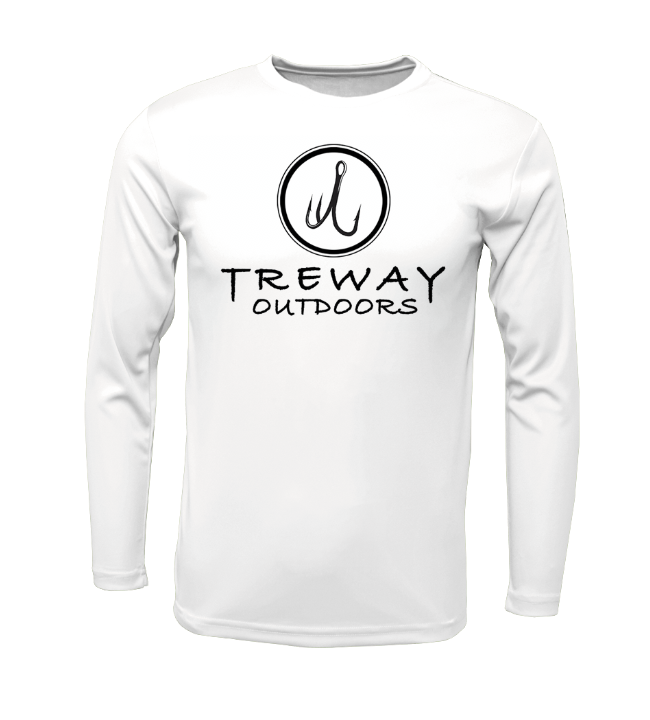 Treway Outdoors Wahoo Performance Long Sleeve