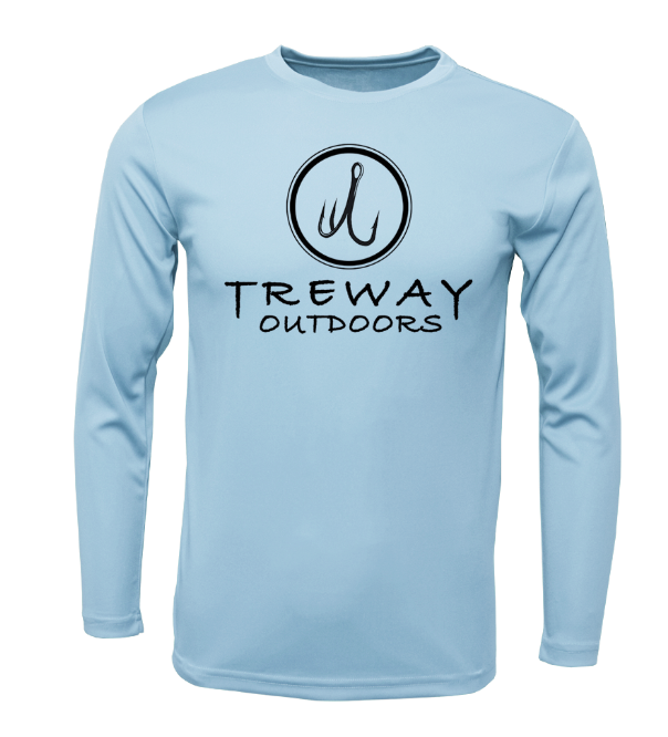 Treway Outdoors Bonefish Performance Long Sleeve