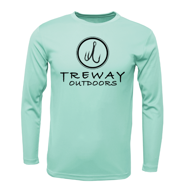 Treway Outdoors African Pompano Long Sleeve