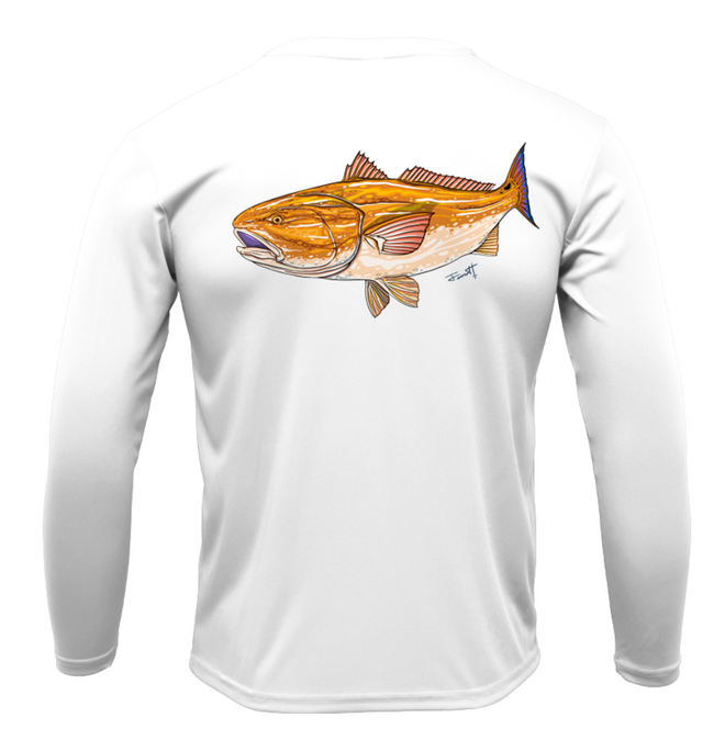 Treway Outdoors Redfish Long Sleeve