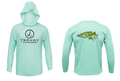 Treway Outdoors Snook Performance Hooded Long Sleeve