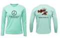 Treway Women's Dive Series Lionfish Long Sleeve