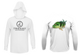 Treway Outdoors Peacock Bass Performance Hooded Long Sleeve