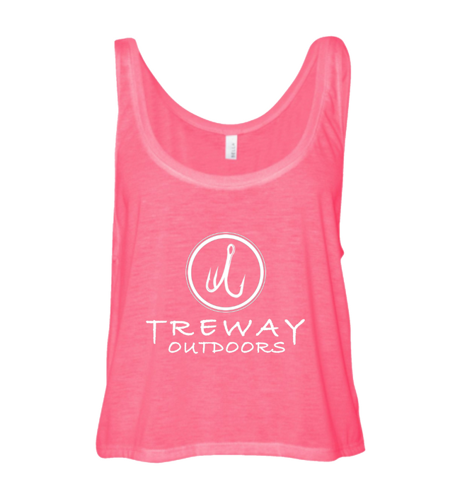 Treway Outdoors Crop Tank